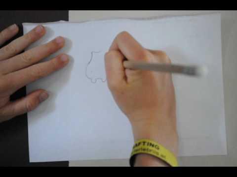 1eb2feea5cf hoe teken je nike voetbalschoen? - YouTube