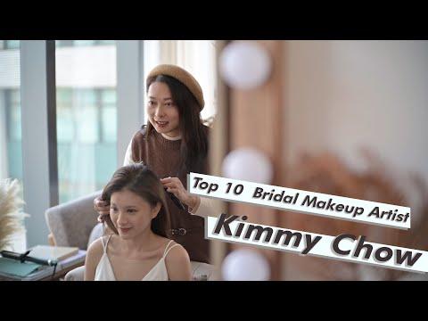 Kimmy Chow:「婚禮令我充滿正能量。」
