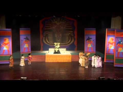Ngày xửa ngày xưa 15: Hoàng tử Ai Cập_Tập 9
