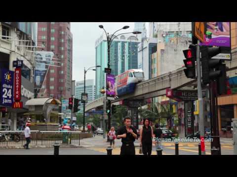Bukit Bintang, Malaysia (1080HD)