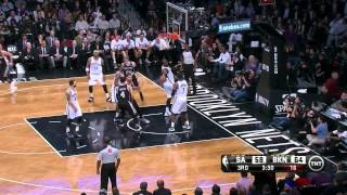 Unstoppable-5 2013-2014 Offense Mix for San Antonio Spurs