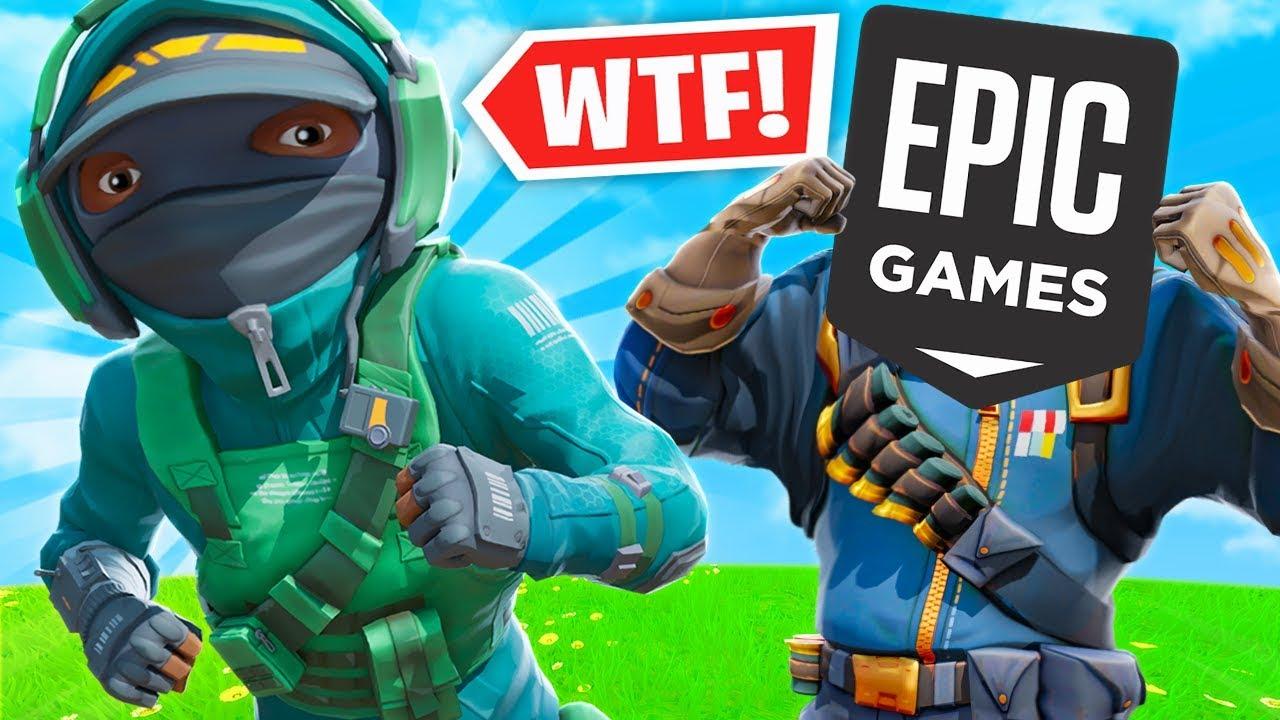 epic games hates us..