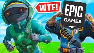 epic games hates us..