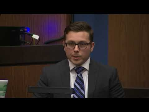 RAW VIDEO: Ex-Mesa police officer on trial for murder testifies