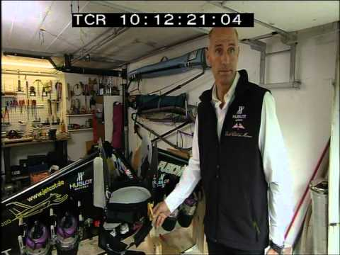 Jetman - Yves Rossy Television Documentary Narrated By Roger Tilling