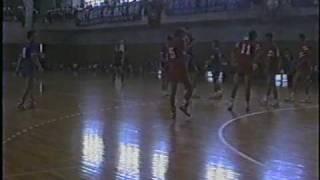 2/6ハンドボール決勝 横浜商工vs桐光学園1993年インターハイ神奈川予選