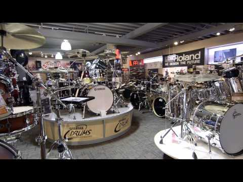 Just Drums - Canada's Premier Drum Shop Est. 1984