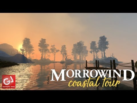 Morrowind Coastal Camping Tour: Day 10
