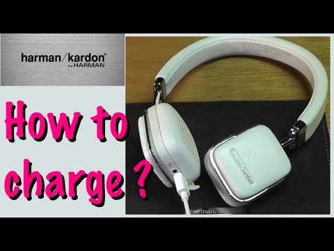 How to recharge the battery of Soho Wireless headphones