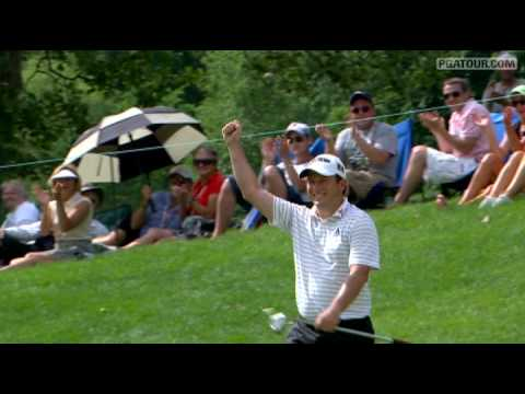 Shot of the Day: Tim Clark eagles from 80 feet at ...