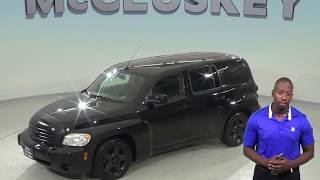 A97665DT Used 2010 Chevrolet HHR LT FWD 4D Sport Utility Black Test Drive, Review, For Sale -