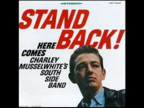Charlie Musselwhite-Sad Day mp3