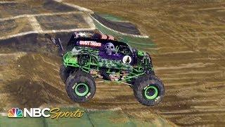 Monster Jam 2020: Jacksonville, Florida | EXTENDED HIGHLIGHTS | Motorsports on NBC