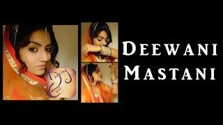Deewani Mastani Dance Choreo By Anwesha Rath