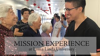 Mission Experience - Loma Linda University - Communication Sciences and Disorders