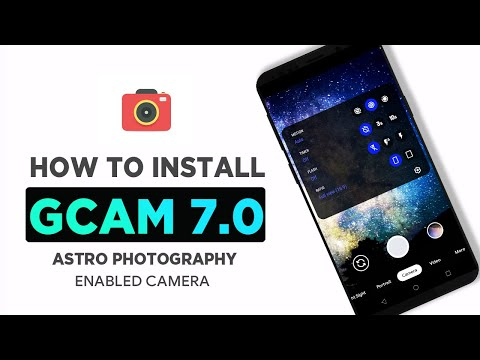 How To Install Gcam 7 Easily  - All Phones
