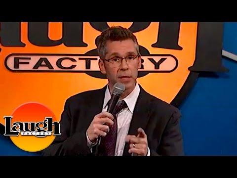 John Henson  Kinky Standup Comedy