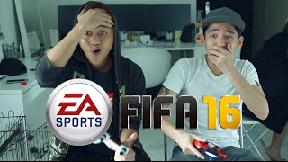FIFA 16: WOMEN EDITION | DANIAL RON VS VINCENT