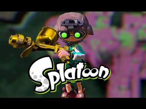 Splatoon - So Many Level 50's [Turf Wars] - Wii U Gameplay