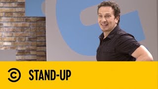 Fabiano Cambota passou as férias nos EUA | Stand Up no Comedy Central