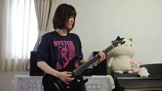 KAT-TUN「Peak」のギターを弾いてみた!