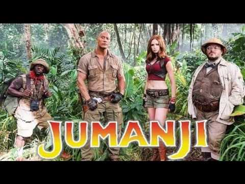 Soundtrack Jumanji: Welcome to the Jungle - Musique film Jumanji : Bienvenue dans la jungle
