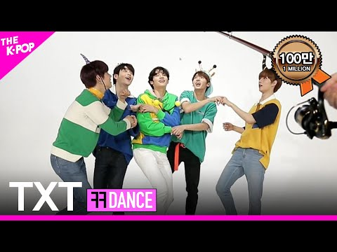 TXT ㅋㅋ DANCEKK DANCE- Chapter 1 THE SHOW 190319