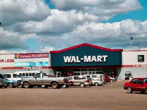 Walmart Parking Lot-Chris Cagle