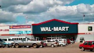Walmart Parking Lot-Chris Cagle