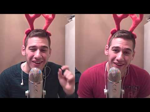 White Christmas (Michael Buble / Shania Twain cover) by Stephen Scaccia