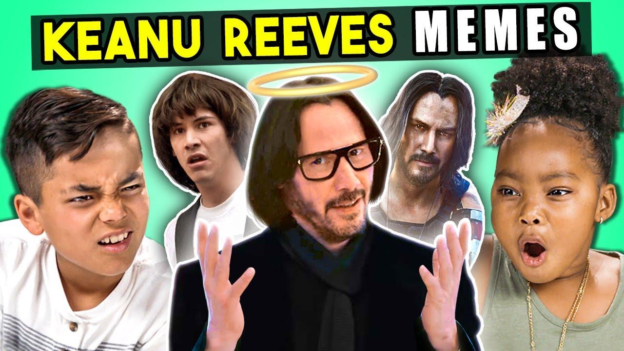 Keanu Reeves Know Your Meme