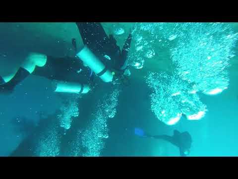Saint Lucia -  Lesleen M Wreck - 27 Jul 2017