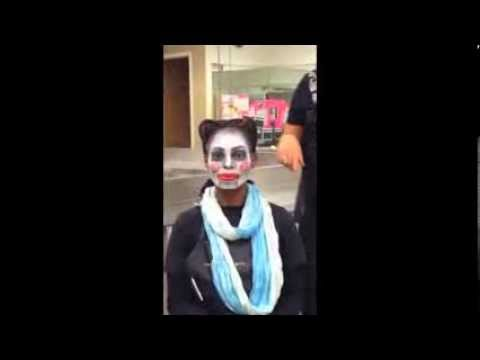 Kryolan Halloween Makeup Demo - YouTube