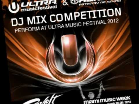 Ultra Music Festival & Aerial7 DJ Competition (DJ AUDIO-C...submission)