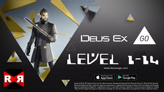 Level 1 2 3 4 5 6 7 8 9 10 11 12 13 14 FROM THE MAKERS OF AWARDWINNING HITMAN GO AND LARA CROFT GO COMES A NEW ADVENTURE