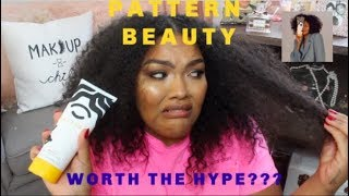 PATTERN BEAUTY BY TRACEE ELLIS ROSS || FIRST IMPRESSIONS & REVIEW!!