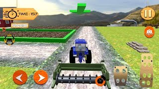 Tractor Driver Thresher Simulator 2018 (by Gamers Hive) Android Gameplay [HD]