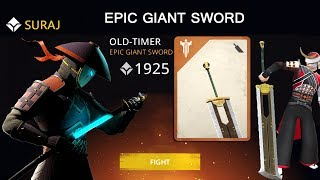 Shadow Fight 3 Official: EPIC GIANT SWORD