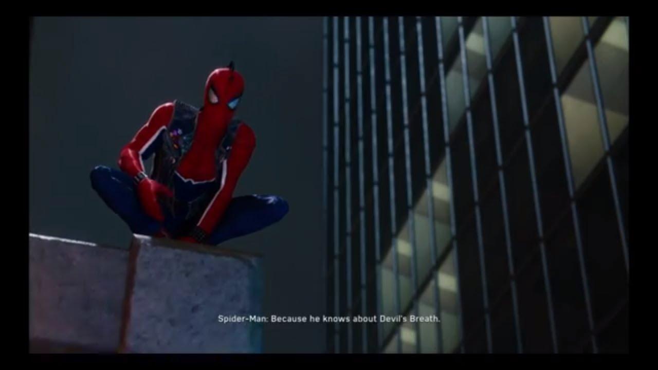 Spider Punk Marvel Spider-Man  pt 4 Walkthrough