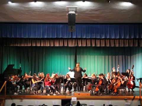 7th and 8th Grade Orchestra  Gargoyles
