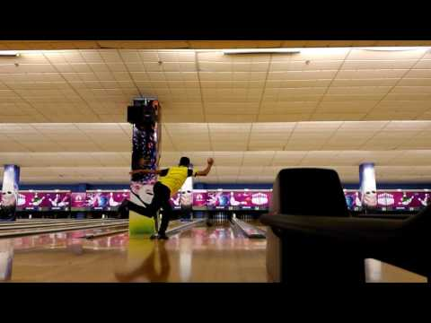 2Hand FZ Bowler Aor Malaysia Bowling(Masegger)