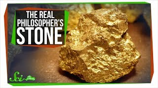 The Real Philosopher's Stone: Turning Lead into Gold