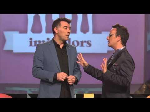 TV3 - Còmics - Pep Plaza mostra tot el seu repertori d'imitacions