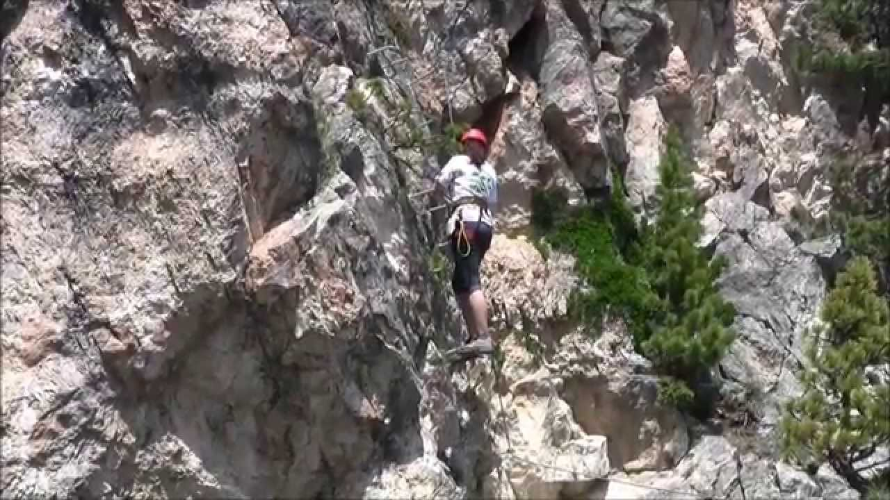 Klettersteig Zillertal : Klettern und klettersteige urlaub im zillertal