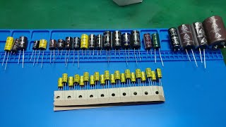 Tech_LAB #BETA 02 알루미늄 전해콘덴서 종…