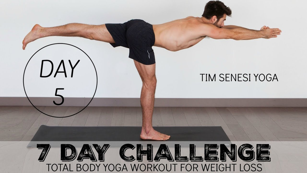 7-Day Total Body Pilates Challenge advise