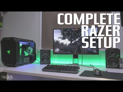 The Complete RAZER Setup Video