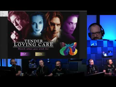 Horny For John Hurt [GBE Playdate: Even More Tender Loving Care] (04/28/2017)  