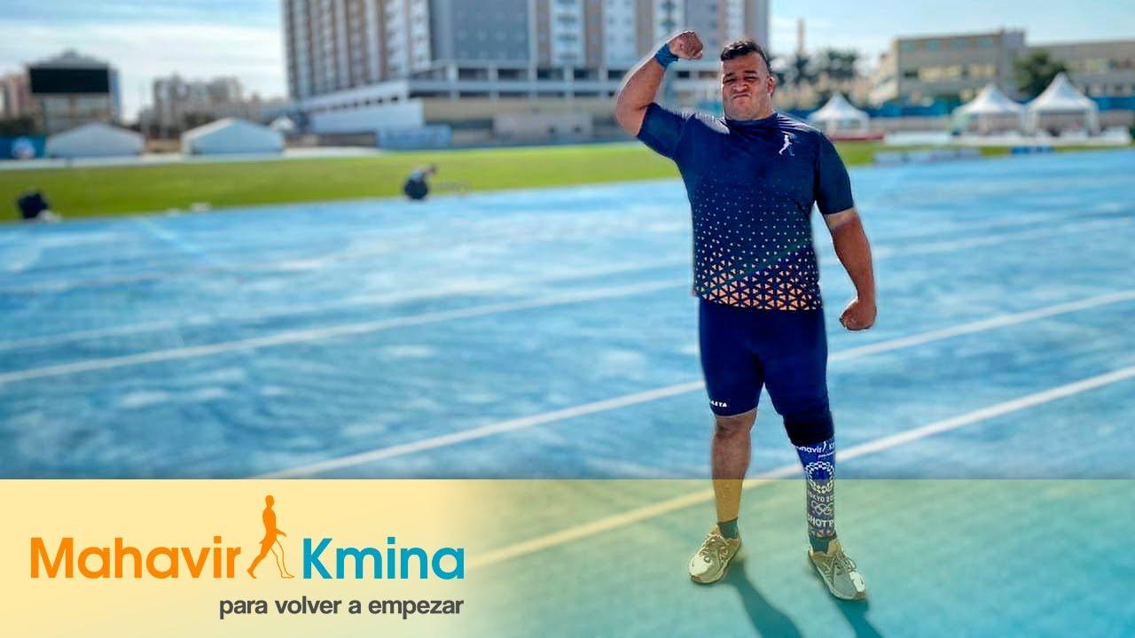 Cristian, una inspiración para Colombia - Mahavir Kmina