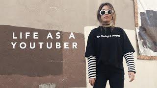 My Life as a YouTuber | vagabond vlog